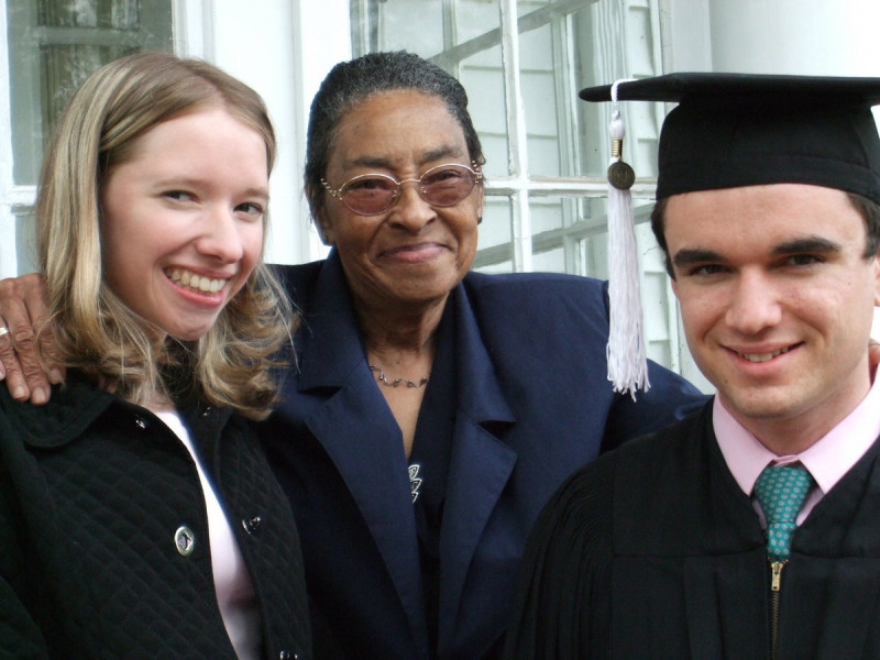 Sadie Osborne Graduation 2008